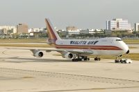 Photo: Kalitta Air, Boeing 747-200, N700CK