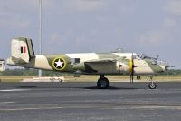 Photo: Private, North American B-25 Mitchell, N62163