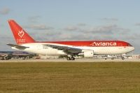 Photo: Avianca, Boeing 767-200, N728CG