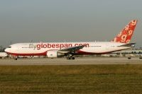 Photo: Flyglobespan, Boeing 767-300, G-CEOD