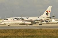 Photo: Cayman Airways, Boeing 737-200, VP-CYB