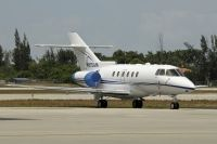 Photo: Private, Raytheon Hawker 800XP, N915AM