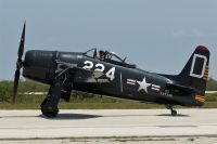 Photo: Private, Grumman F8F-2 Bearcat, NX1DF