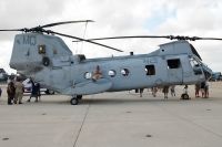 Photo: United States Marines Corps, Boeing CH-46 Sea Knight, 152572