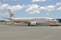 Photo: Surinam Airways, Boeing 737-300, PZ-TCO