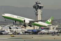 Photo: EVA Air, Boeing 777-300, B-16708