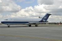 Photo: Roush Fenway Racing, Boeing 727-200, N422BN
