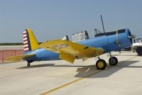 Photo: Private, Vultee BT-15 Valiant, N75004