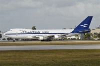 Photo: Trade Winds Cargo, Boeing 747-200, N923FT