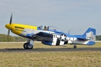Photo: Private, North American P-51 Mustang, N651JM
