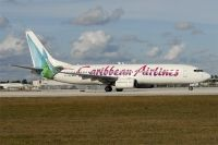 Photo: Caribbean Airlines, Boeing 737-800, 9Y-BGI