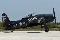 Photo: Private, Grumman F8F-2 Bearcat, NX8TF