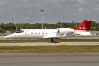 Photo: Private, Lear Learjet 60, VP-BLC