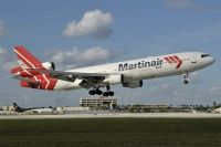 Photo: Martinair Cargo, McDonnell Douglas MD-11, PH-MCP
