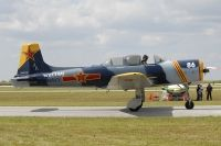 Photo: Private, Nanchang CJ-6A, N21790