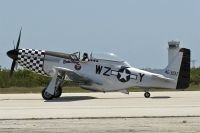 Photo: Private, North American P-51 Mustang, NL20TF