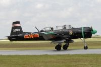 Photo: Private, Nanchang CJ-6A, N92864
