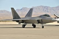 Photo: United States Air Force, Lockheed F-22A Raptor, 06-4124