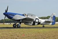 Photo: Private, North American P-51 Mustang, NL51GY