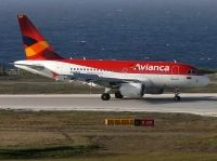 Photo: Avianca, Airbus A318, N589AV