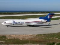 Photo: AmeriJet International, Boeing 727-200, N395AJ