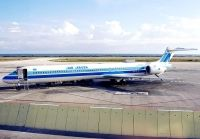 Photo: Air Aruba, McDonnell Douglas MD-90, P4-MDF