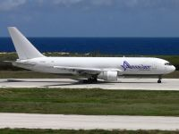 Photo: AmeriJet International, Boeing 767-200, N739AX