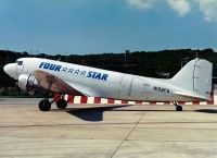 Photo: Four Star Air Cargo, Douglas DC-3, N132FS