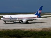 Photo: AmeriJet International, Boeing 767-200, N743AX