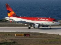 Photo: Avianca, Airbus A318, N597EL