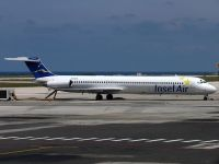 Photo: Insel Air, McDonnell Douglas MD-80, PJ-MDE