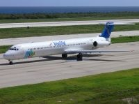 Photo: Insel Air Aruba, McDonnell Douglas MD-80, PJ-MDD