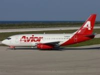 Photo: Avior Airlines, Boeing 737-200, YV495T