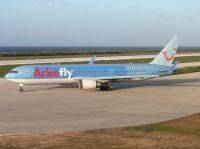 Photo: ArkeFly, Boeing 767-300, PH-OYJ