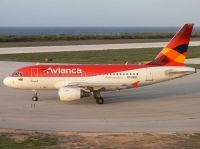 Photo: Avianca, Airbus A318, N596EL
