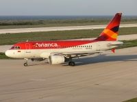 Photo: Avianca, Airbus A318, N593EL