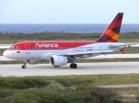 Photo: Avianca, Airbus A318, N590EL