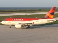 Photo: Avianca, Airbus A318, N591EL