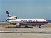 Photo: American Trans Air / ATA Airlines, Lockheed L-1011 TriStar, N195AT