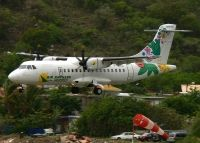 Photo: Air Antilles Express, ATR ATR 42, F-OIXD
