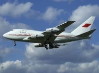 Photo: Bahrain Amiri Flight, Boeing 747SP, A9C-HMH