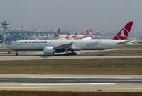 Photo: Turkish Airlines THY, Boeing 777-300, TC-JJM