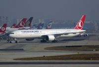 Photo: Turkish Airlines THY, Boeing 777-300, TC-JJL