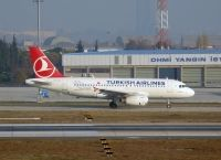 Photo: Turkish Airlines THY, Airbus A319, TC-JLY