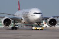 Photo: Emirates, Boeing 777-300, A6-ECJ