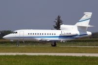 Photo: Private, Dassault Falcon 900, C-GLBB