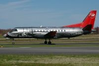 Photo: Mesaba Airlines, Saab SF340, N439XJ
