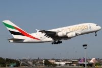 Photo: Emirates, Airbus A380, A6-EEU