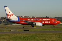 Photo: Virgin Blue Airlines, Boeing 737-700, VH-VBF
