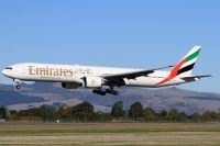 Photo: Emirates, Boeing 777-300, A6-EGH